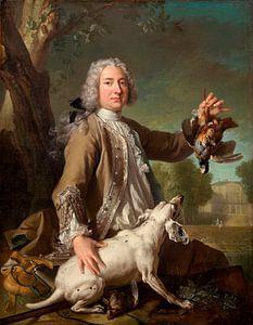 Henri Camille, Chevalier de Beringhen, Jean-Baptiste Oudry