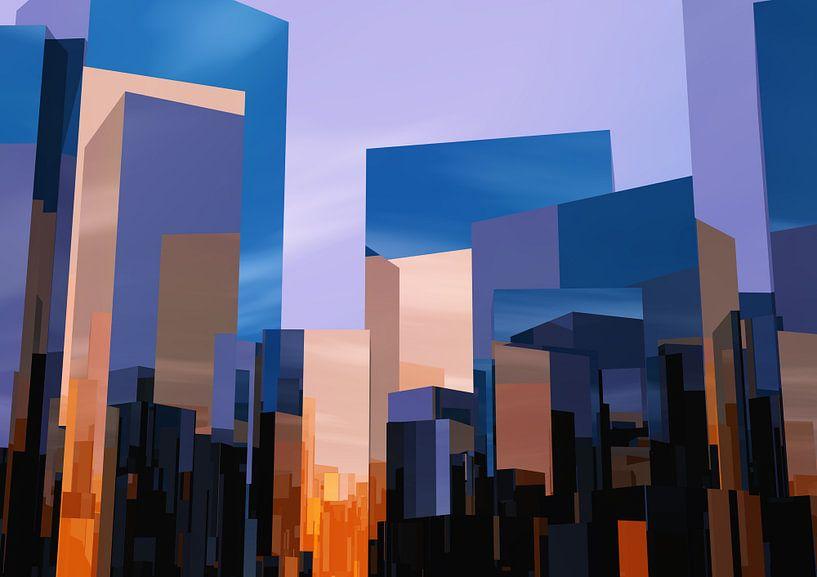 Q-City 1 sur Max Steinwald