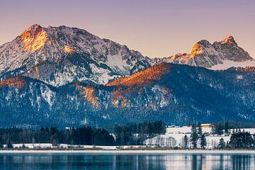 Hopfen am See, Allgäu, Bavière, Allemagne sur Henk Meijer Photography