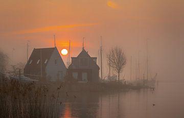 Serene Durgerdam sur Arjen Noord