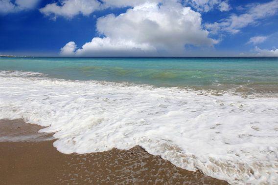Hospitalet del Infante Spanien Meer Strand van Renate Knapp