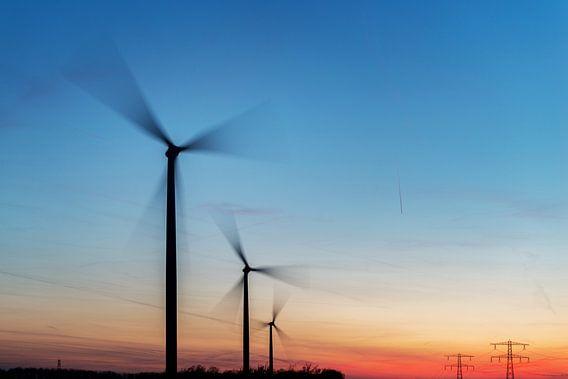 Groene energie van Maerten Prins