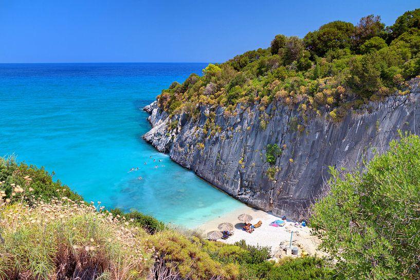 Xigia beach van Dennis van de Water