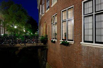 Kromme Nieuwegracht 41 in Utrecht sur Donker Utrecht