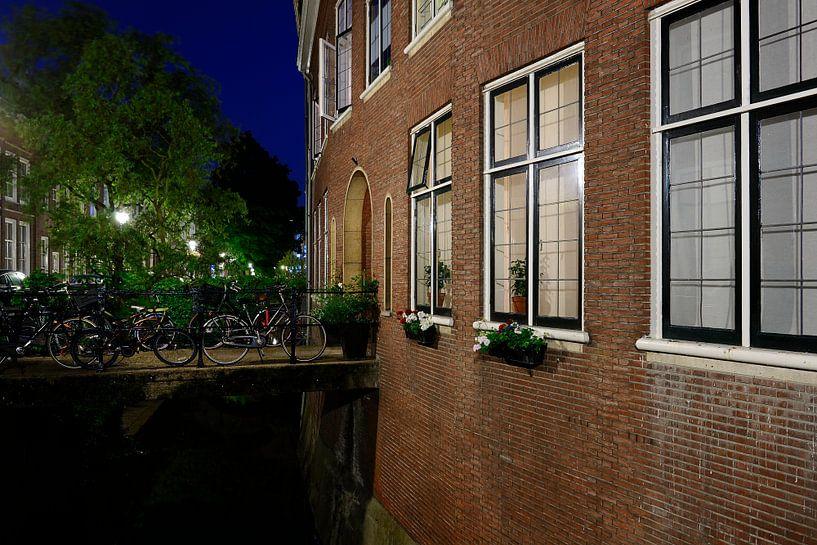 Kromme Nieuwegracht 41 in Utrecht van Donker Utrecht