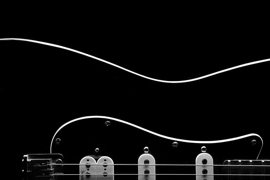 Fender Stratocaster 2 van Thomas van Houten