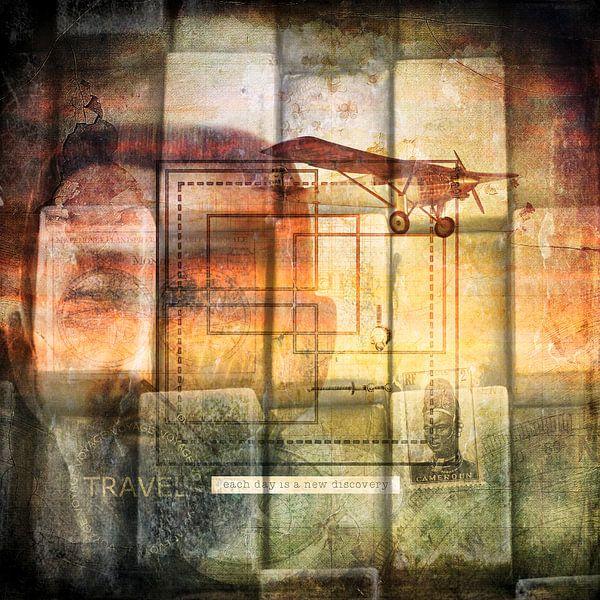 Reise durch die Zeit von Carla van Zomeren