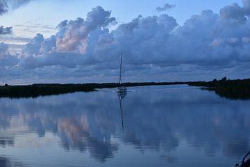 Clouds van Johanna Varner