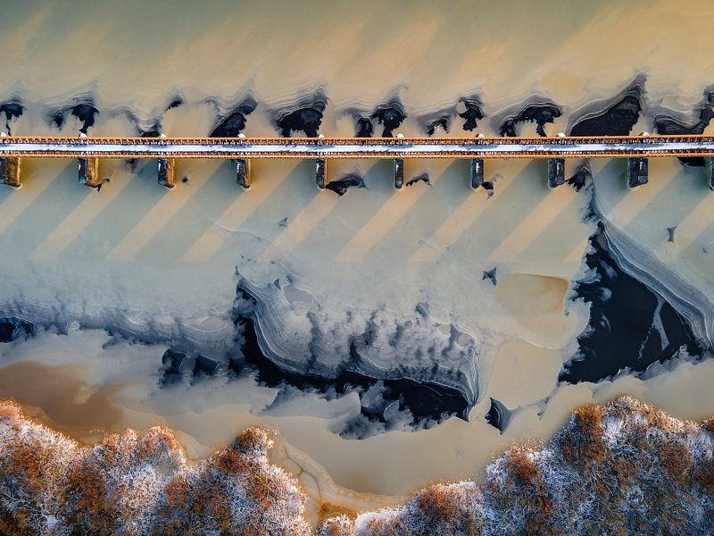 das Eis durchqueren von Ruud Peters