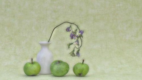 Pommes vertes van Marie-Anne Stas