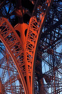 Der Eiffelturm von David Bleeker