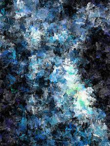 Abstract vrouwelijk naakt