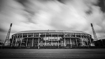 De Kuip Stadion von Steven Poulisse