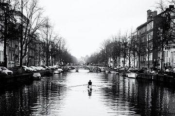 Grachten von Amsterdam. von Friso Kooijman