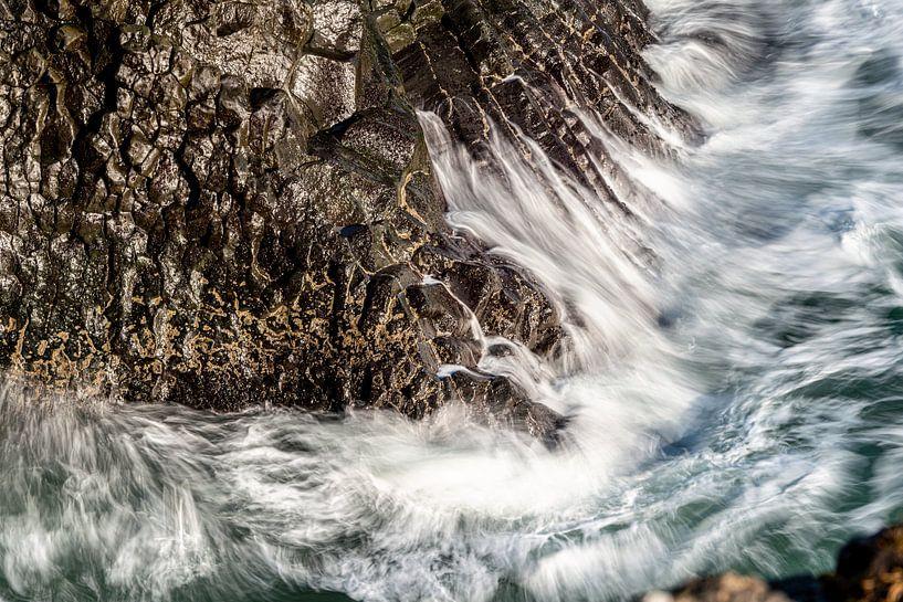 De inspirerende basaltkust van Arnarstapi van Gerry van Roosmalen