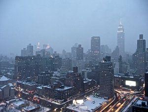 'Skyline Manhattan', New York van
