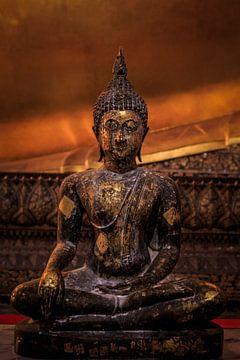 Boeddha in Wat Pho van