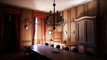 Der Besprechungsraum von Edou Hofstra