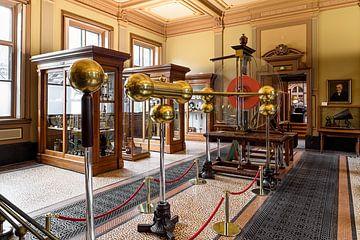 Teylers Museum - Instrumentenzaal van Teylers Museum