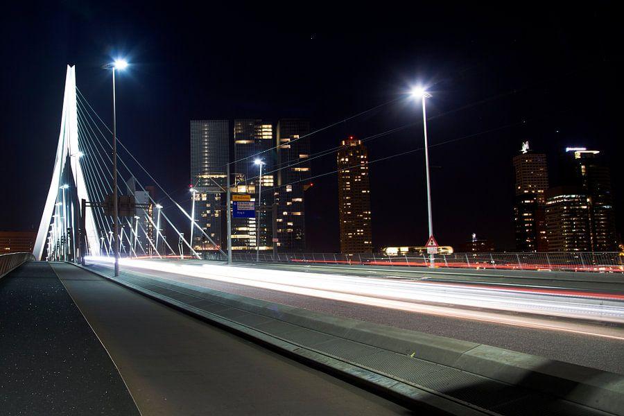 Erasmusbrug van Willem Vernes