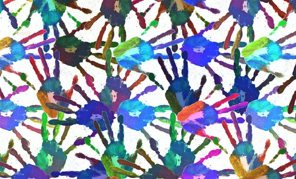 Ca donne d'énergie. Haut les mains!! sur MY ARTIE WALL