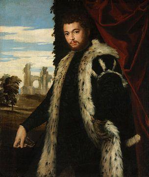 Bildnis eines Mannes, Paolo Veronese