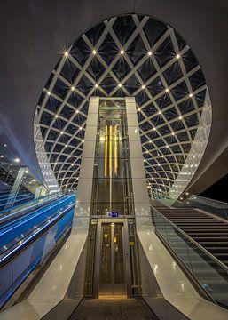 Randstadrail Den Haag Hauptbahnhof von Leon Okkenburg