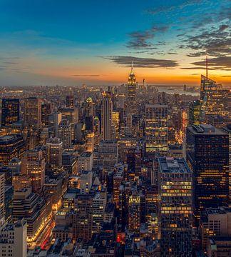 New York City van Reinier Snijders