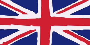 Union Jack van