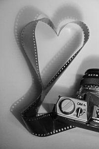 Liefde voor fotografie