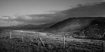 Schatten und Licht in Irland von Bo Scheeringa Photography