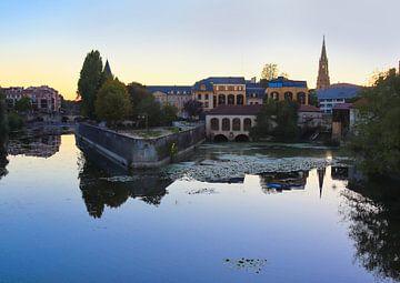Metz pont saint-georges van Micha Papenhuijzen