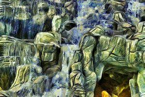 Waterval van Jens-Uwe Ernst
