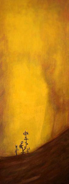 Hoffnung in Gelb von David Morales Izquierdo