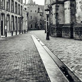 Achter de Dom in Utrecht. sur De Utrechtse Grachten