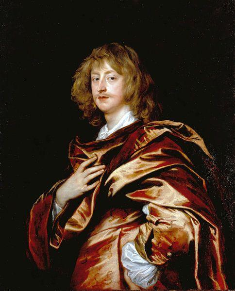 George Digby, 2. Graf von Bristol, Anthony van Dyck. von Meesterlijcke Meesters