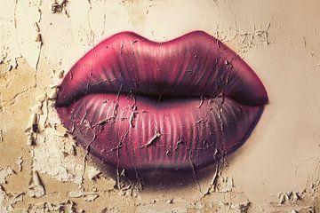 lippen van Kristof Ven
