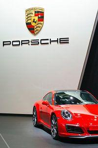 Porsche 911 Carrera S Sportwagen