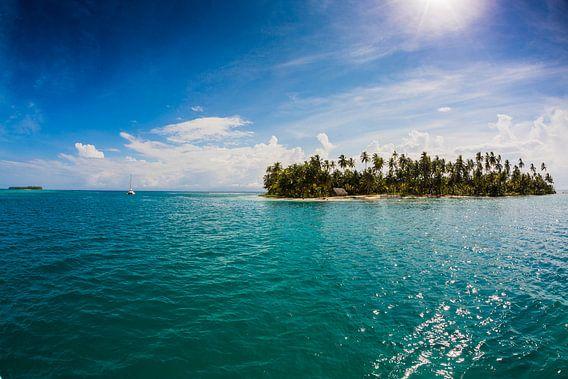 San Blas eilanden 2 van Andy Troy