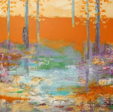 MYSTERIOUS  FOREST von Petra Kaindel