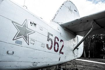 Oldtimer Flugzeug von Jaimy van Asperen