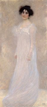 Serena Pulitzer-Leder , Gustav Klimt - 1899
