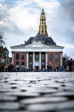 Korenbeurs Groningen van Ilona van Dijk