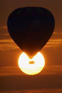 Ballon au soleil