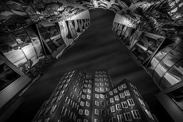 Ghery Buildings Düsseldorf von Jens Korte