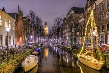 Groenburgwal canal sur Peter Bijsterveld