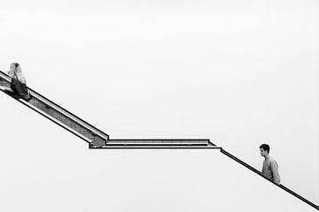 Treppe von Etienne Michel
