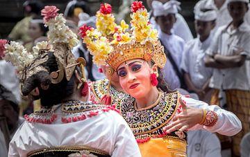Legong dans op Bali van Lex Scholten