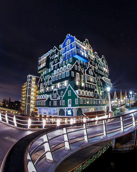 architecture hollandaise sur Niels Tichelaar