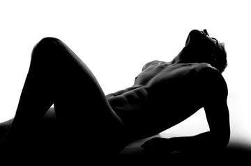 Erotische Pose von Matthew Verslype